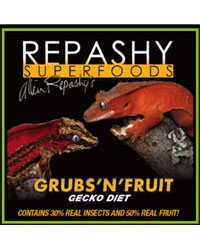 Picture of Repashy Superfoods Grubs N Fruit 170g