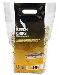 Picture of ProRep Beech Chips Coarse 5 Litres