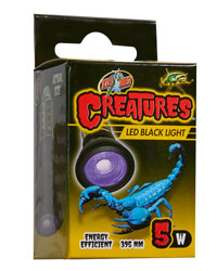 Picture of Zoo Med Creatures Black Light