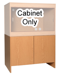 Picture of Standard Cabinet  Oak - 36 x 24 x 26 Inches