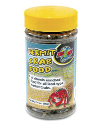 Picture of Zoo Med Hermit Crab Food 68g