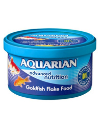 Picture of Aquarian Goldfish Flake Food 25g