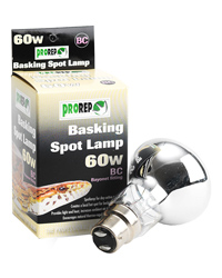Picture of ProRep Basking Spot Lamp 60W Bayonet