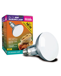 Picture of Arcadia D3 UV Basking Lamp 80W