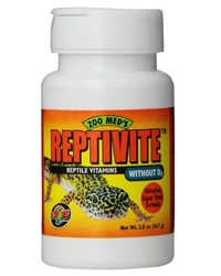 Picture of Zoo Med Reptivite without D3   57g