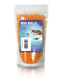 Picture of ProRep Bug Balls Orange 500g