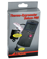 Picture of Lucky Reptile Thermo-Hygrometer Deluxe PRO
