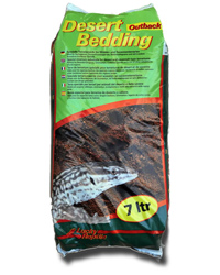 Picture of Lucky Reptile Desert Bedding Outback Red 7 Litres