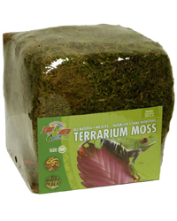 Picture of Zoo Med Terrarium Moss Mini Bale 5.62 Litres