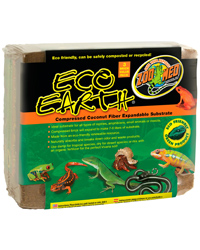Picture of Zoo Med Eco Earth Substrate Brick 3 Pack