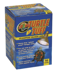 Picture of Zoo Med Turtle Tuff Halogen Lamp 50W