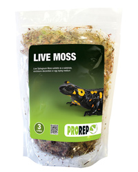 Picture of ProRep Live Moss Large Bag 3 Litres