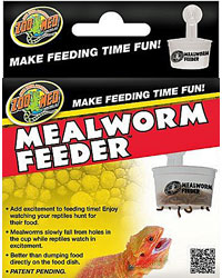 Picture of Zoo Med Mealworm Feeder