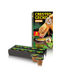 Picture of Exo Terra Crested Gecko Food 8 Pack