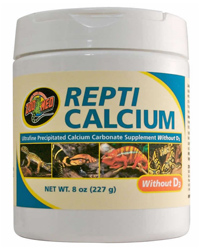 Picture of Zoo Med Repti Calcium without D3 227g