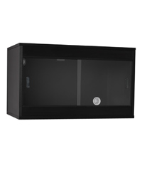 Picture of Standard Vivarium Black - 30 x 18 x 18 Inches