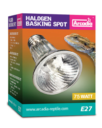 Picture of Arcadia Halogen Basking Spot 75W ES