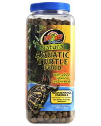 Picture of Zoo Med Aquatic Turtle Food Maintenance 340g