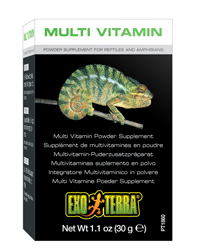 Picture of Exo Terra Reptile Multiple Vitamins 30g