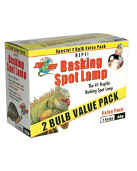 Picture of Zoo Med Repti Basking Spot 2 x 60W