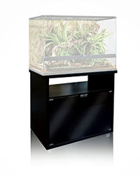 Picture of Exo Terra Terrarium Cabinet Large Black