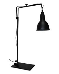 Picture of Lucky Reptile Lamp Support 2 in 1 Black