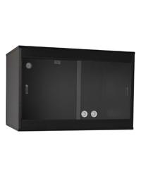 Picture of Standard Vivarium Black - 36 x 24 x 24 Inches