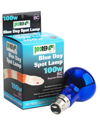 Picture of ProRep Blue Day Spot Lamp  100W Bayonet