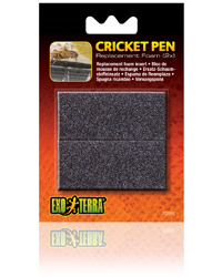 Picture of Exo Terra Replacement Foam for Cricket Pen