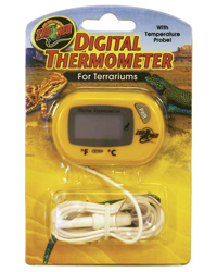 Picture of Zoo Med Digital Terrarium Thermometer