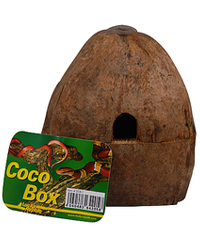 Picture of Lucky Reptile Coco Hide Box