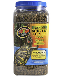 Picture of Zoo Med Aquatic Turtle Food Maintenance 1.27kg