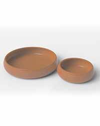 Picture of Pro Rep Mealworm Dish Sandstone 75mm