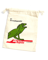 Picture of Lucky Reptile Snake Bag  200 x 150mm