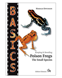 Picture of Chimaira Basics - Poison Frogs the Small Species