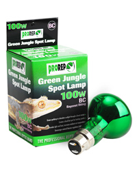 Picture of ProRep Green Jungle Spot Lamp 100W Bayonet