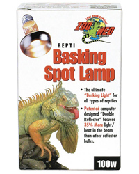 Picture of Zoo Med Repti Basking Spot 100W