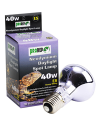 Picture of ProRep Neodymium Daylight Spot Lamp 40W Screw