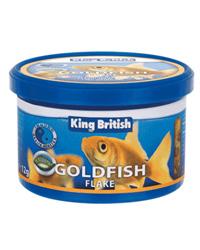Picture of King British Goldfish Flake 12g