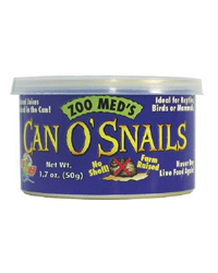 Picture of Zoo Med Can O' Snails 48g