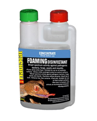 Picture of HabiStat Disinfectant Foam Cleaner Concentrate 250 ml