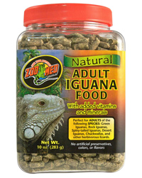 Picture of Zoo Med Iguana Food Adult 283g