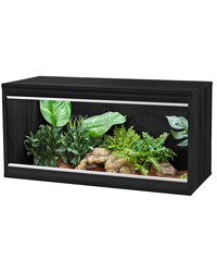 Picture of Vivexotic Repti-Home Medium Black