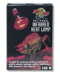 Picture of Zoo Med Infrared Heat Lamp ES 100W