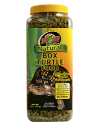 Picture of Zoo Med Natural Box Turtle Food 567g