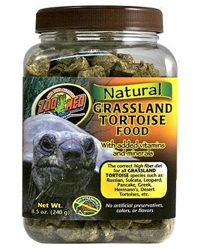 Picture of Zoo Med Grassland Tortoise Food 240g