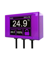 Picture of Microclimate Evo Lite Digital Thermostat Purple