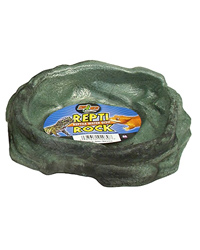 Picture of Zoo Med Repti Rock Water Dish Medium
