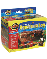 Picture of Zoo Med Floating Aquarium Log Small
