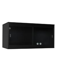 Picture of Standard Vivarium Black - 48 x 24 x 24 Inches